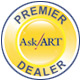 Askart.com premier dealer seal