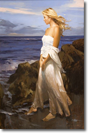 Arising, Limited Edition Print by Richard Johnson